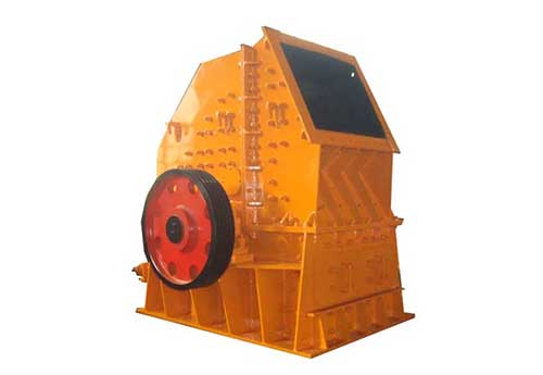 Heavy Hammer Impact Crusher